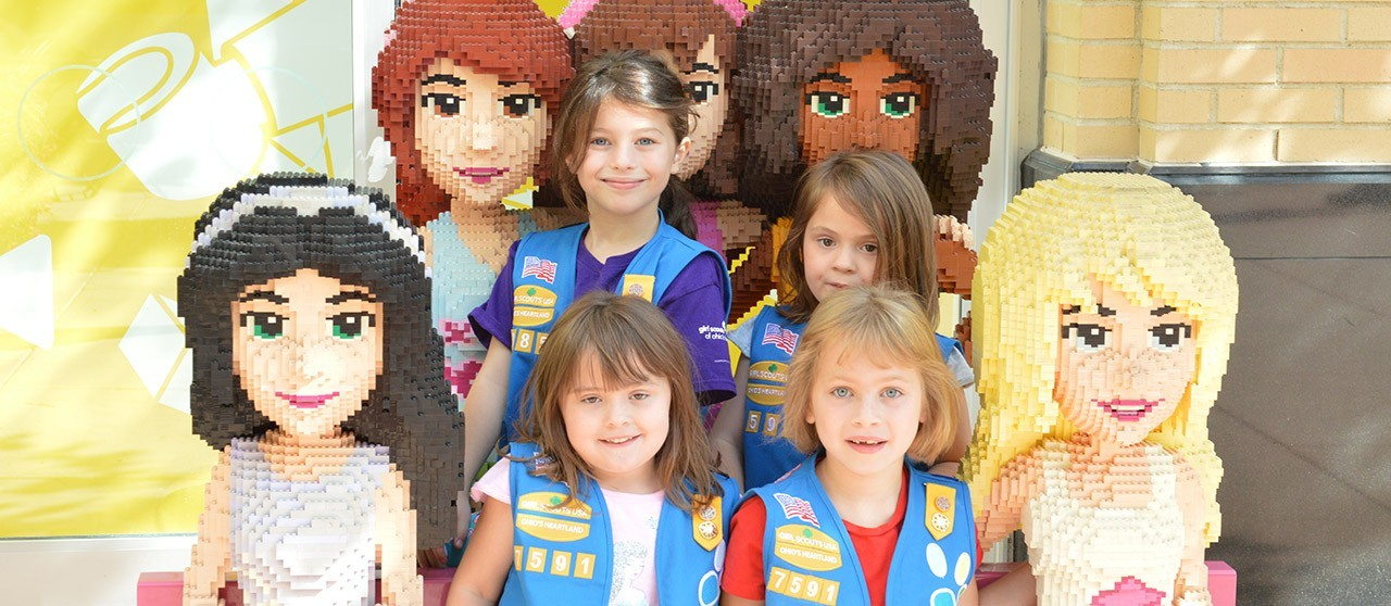 Program Partner Page - Daisys at Lego Store 2019