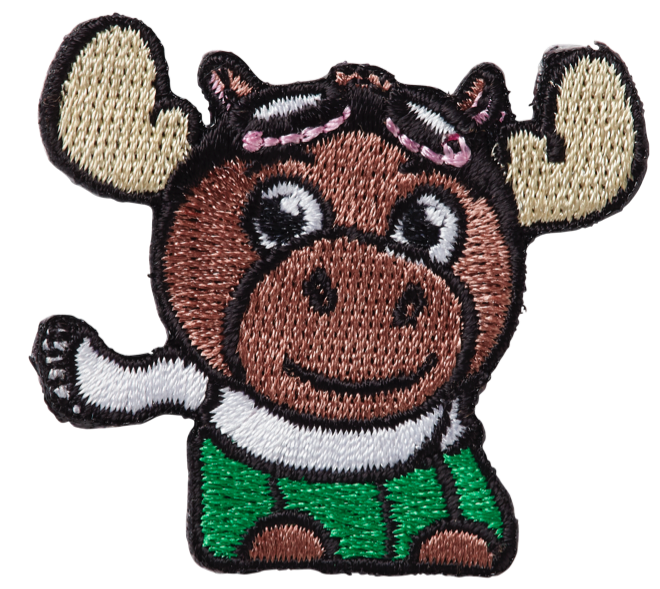 Patch - Moose